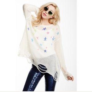 Wildfox star Lennon sweater